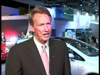 GM CEO Rick Wagoner Waxes On Big Men In Small Cars, And Renault-Nissan