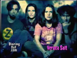 VERUCA SALT INTERVIEW with Eric BlairingOut.com