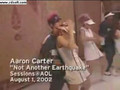 Aaron Carter - Another Earthquake