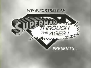 The Adventures of Superboy TV Pilot (1961)