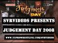 WWE Judgement Day 2008 Promo: Randy Orton vs Triple H