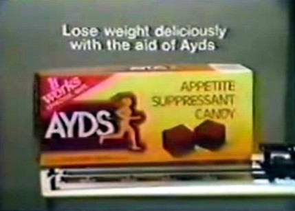 Ayds Diet Candy