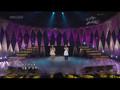 Joo & TaeYeon ; Because Of A Man (Live)