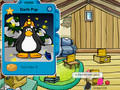 Club Penguin clothes glitches