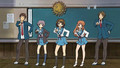 The melancholy Of haruhi Suzumiya Dance