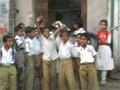 A school in rural India