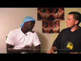 Akon Interview