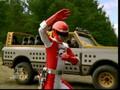 Red Rangers 1ST Morph.