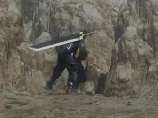FF VII & vs XIII - Zack & Noctis - Iris