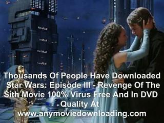 Download Star Wars Episode III  Revenge of the Sith