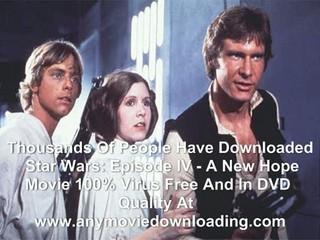 Download Star Wars Episode IV A New Hope