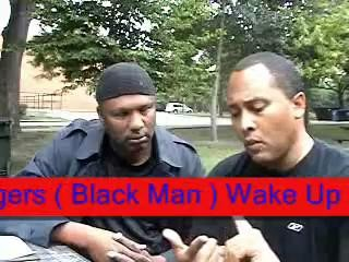 Niggers ( Black Man ) Wake Up !You Know Whites want to Destroy you .Part 4