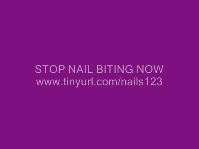 Proven Methods to Successfully stop Nail Biting