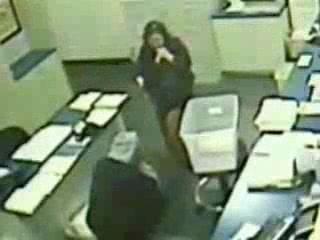 Robbery suspect prays with victim