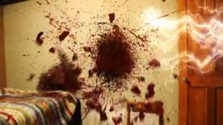 Star Wars Force Lightning Explosion - by Kickash