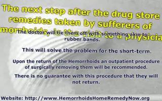 A Discussion About Hemorrhoids