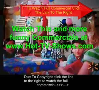 Walmart Clown Commercial New