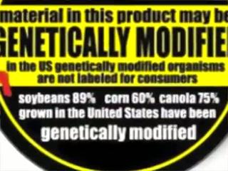 What are GMO doing in food? Truth In Labeling Genetically Engineered ingredients.