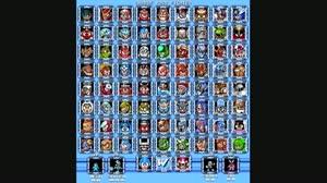 """Mega Man X4 Eleven, Eleven, Eleven Edition """"O""""ST"""