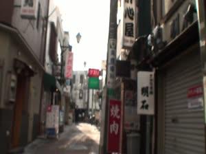The road to [Theatre BONBON] from Nakano Station中野駅からテアトルBONBONへの道【MP4】