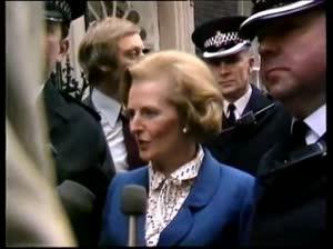Thatcher's Infamous Speech 1979