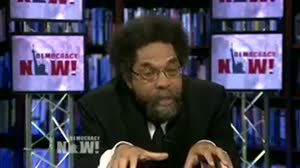 Cornel West: Zimmerman and Racism