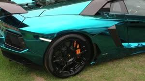 Lamborghini Aventador LP760-4 Dragon Edition
