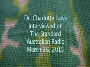 Charlotte Laws discusses LGBT rights radio show